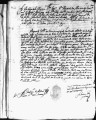 SCRC ID: 3044. Patente for fray Antonio de los Angeles to join missionary party to Florida, 1689.