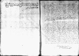 SCRC ID: 3087. Patente for fray Miguel Gago to join missionary party to Florida, 1719.