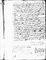 SCRC ID: 3099. Patente for fray Salbador Romero to join missionary party to Florida, 1721.