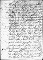 SCRC ID: 3079. Decision to grant permission for a group of missionaries to go to Florida, 1722.
