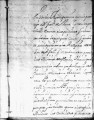 SCRC ID: 3083. Correspondence concerning departure of missionaries to Florida, 1721.