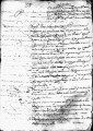 SCRC ID: 3015. Request for religious supplies for Florida, 1610.