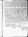 SCRC ID: 3109. Patente for fray Juan Rodriguez Casasola to join missionary party to Florida, 1721.
