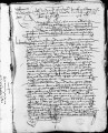 SCRC ID: 2964. Later copy of Hernando de Soto's will, 1539-1543.
