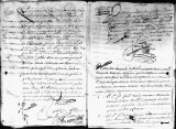 SCRC ID: 3148. Auto concerning six missionaries to be sent to Florida, 1739.