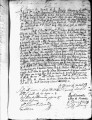 SCRC ID: 3107. Patente for fray Juan Martín de San Joseph to join missionary party to Florida,...