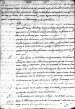 SCRC ID: 2992. Instructions for the settlement of Acadians in the area of Fort Saint Louis, 1768.