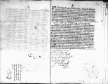 SCRC ID: 3067. Patente for fray Miguel Herrero to join missionary party to Florida, 1696.