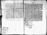 SCRC ID: 3061. Patente for fray Juan Antonio Bermúdez to join missionary party to Florida, 1696.