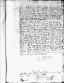 SCRC ID: 3113. Patente for fray Gerónimo González to join missionary party to Florida, 1721.