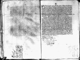 SCRC ID: 3060. Patente for fray Angel Miranda to join missionary party to Florida, 1696.