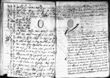 SCRC ID: 3124. Real Cédula permitting fray Escobar's party to leave for Florida, 1731.