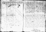 SCRC ID: 3089. Patente for fray Francisco Gil to join missionary party to Florida, 1719.