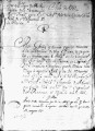 SCRC ID: 3120. Memoria of fourteen missionaries for Florida, 1731.