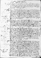SCRC ID: 2960. Expediente concerning claims of the grandson of Juan Rodriguez Cabrillo, 1609?1620.