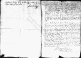 SCRC ID: 3088. Patente for fray Pedro Camacho to join missionary party to Florida, 1719.