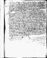 SCRC ID: 3030. Patente for fray Alonso Pinelo to join missionary party to Florida, 1689.