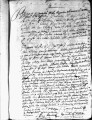 SCRC ID: 3108. Patente for fray Alonso Segovia to join missionary party to Florida, 1721.
