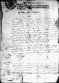 SCRC ID: 3011. Patente comissioning of thirty religious and three legates to enter Florida, 1657.