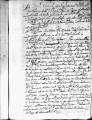 SCRC ID: 3116. Patente for fray Juan Aziegos to join missionary party to Florida, 1722.