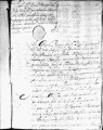 SCRC ID: 3094. Cédula ordering missionaries to return to Florida, 1721.
