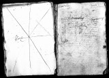 Document prepared by Antonio de Mendoza and Baltasar del Salto (escribano) to the King of Spain...
