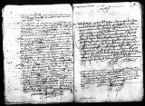 Correspondence by Juan Alonso de la Sosa (tesorero) and Hernando de Salazar (factor) to Tello de...