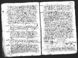 Document by Diego Ramirez (juez) and Cristobal de Heredia (scribe) on the interrogation of Martin...
