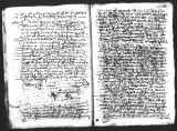 Document by Diego Ramirez (juez) and Cristobal de Heredia (scribe) on the interrogation of Gonzalo...
