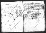 Document by Francisco de Avila (escribano) on the collection of duties paid at Veracruz for...