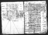 Document by Francisco de Avila (escribano) and Cristobal de Heredia (scribe) on the collection of...