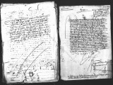Real Cedula recorded by Juan de Samano (scribe) that grants a 2 year prorogation to veedor...