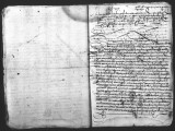 A copy by Antonio de Turcios (escribano mayor) of a cedula that prohibits the sale and traffic of...
