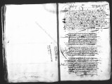 Document by Antonio de Turcios (escribano mayor) and Viceroy Antonio de Mendoza of the paid...