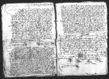 Document by Martin de Ramayn (escribano) concerning the interrogation of Gutierrez Velazquez on...