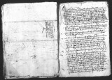 Document concerning the interrogation of the Marqués del Valle, Hernando de Cortes concerning the...