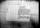 A letter from the King of Spain and his royal officials granting Royal approval of the...