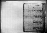 An expediente and other documents involving Manuel Andino, a soldier of the Regimento de...