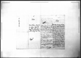 A petition for promotion for Josef Marrast de Forgis, soldier of the Regimento de Infanteria de...