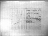 An expediente concerning Josef Power, soldier of the Regimento de Infanteria de Napoles in Puerto...