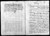 Document on the royal appointment of Donato in the Regimiento de Fixo de la Louisiana.to...
