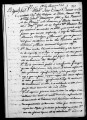 Documents concerning settlement policy from Miguel Pedro Torres to the Baron de Corondelet.