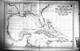 SCRC ID: Map 25. Carta esferica que comprehende todas las costas del Seno Mexicano, Golfo de...