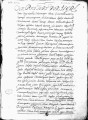 SCRC ID: 3552. Decree appointing Juan Martinez de Montoya governor of New Mexico, 1608.