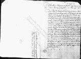 SCRC ID: 3543. Acceptance of Juan de Oñate's resignation as Governor, 1608.