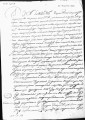 SCRC ID: 3545. Order appointing Padre fray Laçaro Ximenez agent to New Mexico, 1608.