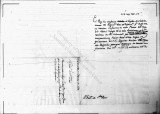 SCRC ID: 3276. Notice of promotion and transfer for Carlos Sabini, 1790.