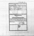 SCRC ID: 3344. Hoja de servicio of official service record for Esteban Desnaux, 1789.