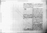 SCRC ID: 3362. Hoja de servicio relating service records of soldiers, 1779.
