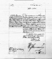 SCRC ID: 3285. Expediente concerning transfer in Puerto Rico, 1790.